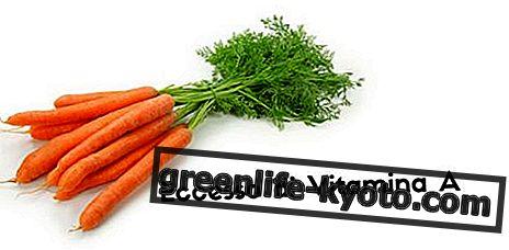 Excesul de vitamina A: simptome, cauze, dieta