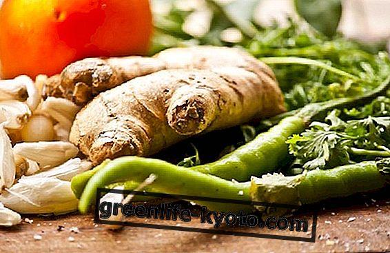 10 fájdalomcsillapító élelmiszerek: a fájdalom elleni küzdelem
