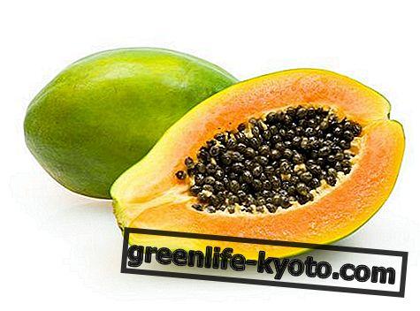Papaya: ιδιότητες, θρεπτικές τιμές, θερμίδες