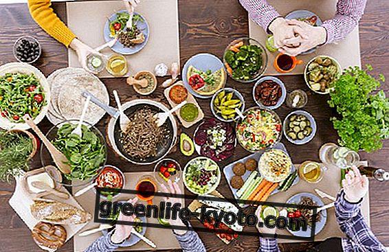 Veganer og vegetarianere: erstatt kjøtt eller ikke?