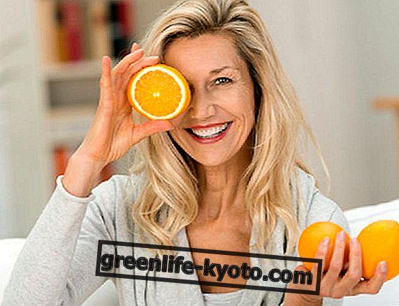 A táplálkozás fontossága a menopauza során