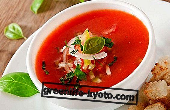 3 summer soups