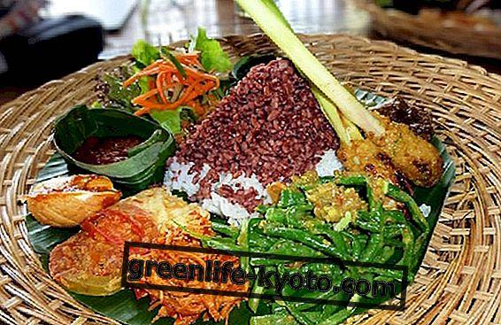 5 इंडोनेशियाई शाकाहारी व्यंजन विधि