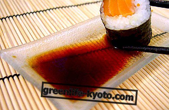 Etnična kuhinja: jesti suši brez presenečenj