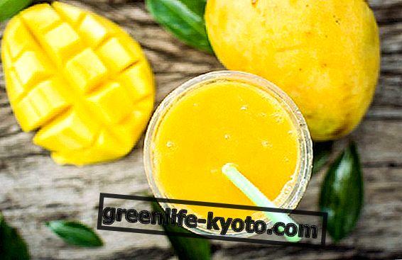 Mango, hvilke vitaminer det inneholder