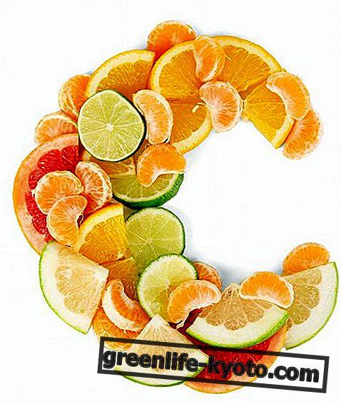 Toiduained, mis sisaldavad C-vitamiini
