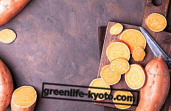 Црвени кромпир, својства и рецепти