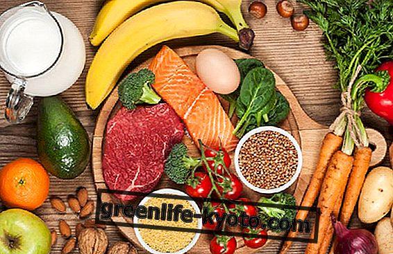 Veriryhmän ruokavalio, miten se toimii ja esimerkkejä valikoista