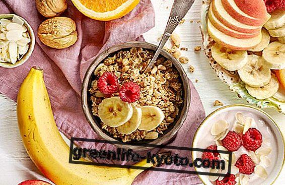 Cómo hacer un desayuno equilibrado.