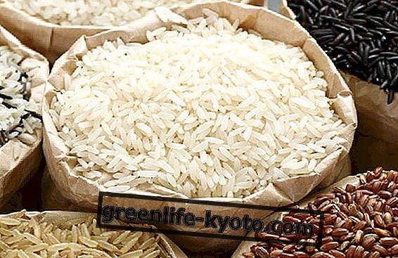 Padeda nemiga, ryžiai (ir 4 receptai)