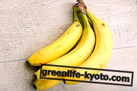 Banaanid: omadused, toiteväärtused, kalorid