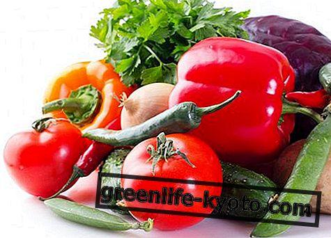 Vegetarisch dieet: voordelen en contra-indicaties
