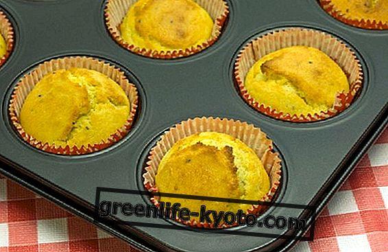 Muffins de semilla de chía, una receta sencilla y nutritiva.
