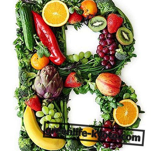 Храна која садржи витамин Б