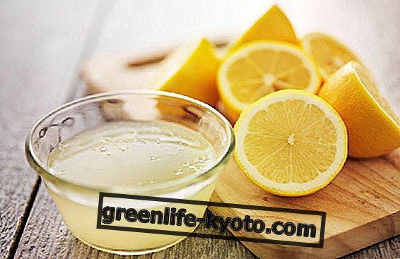 Mēģināja citronu sulu?  Šeit ir priekšrocības un kontrindikācijas