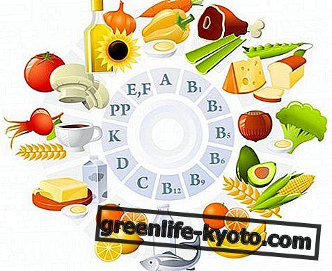 विटामिन के गुण