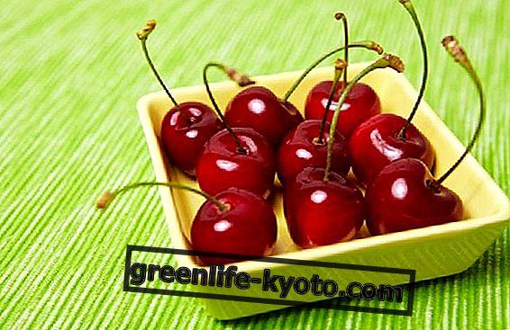 Tres recetas de verano con cerezas.