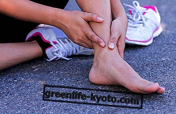 एथलीटों के पैरों के लिए आवश्यक तेल