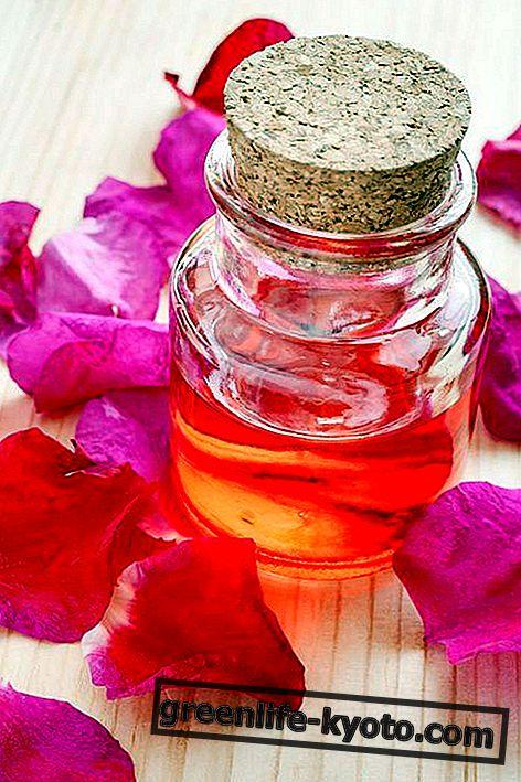 Vlastnosti šípkového oleje