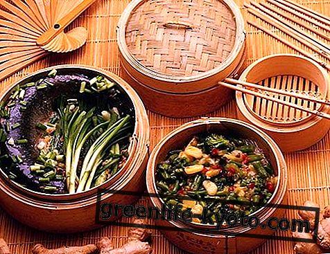 Čínská dietetika, zásady a potraviny