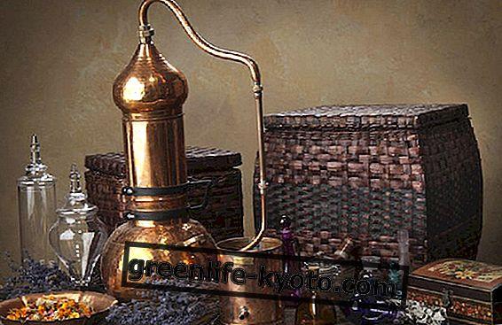Kuidas destilleerija töötab eeterlike õlide puhul