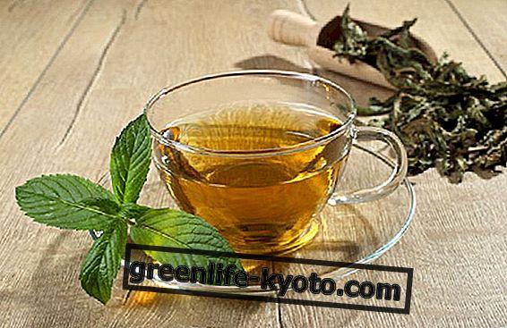 Билков чай от мента