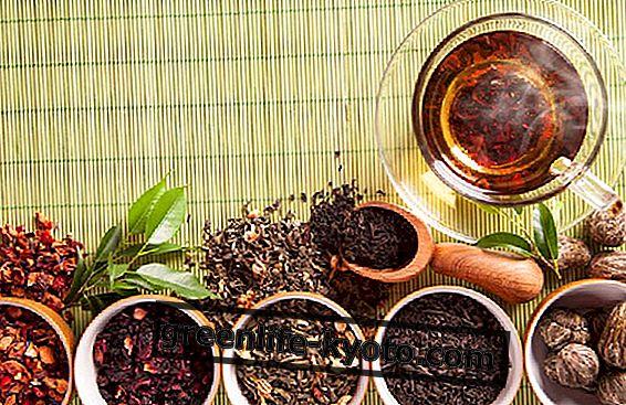 5 bylinných čajů na konci zimy