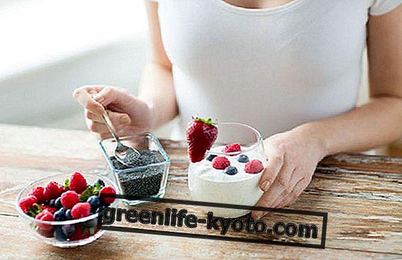 Chia siemenet, kuinka monta syödä pysyä terveenä