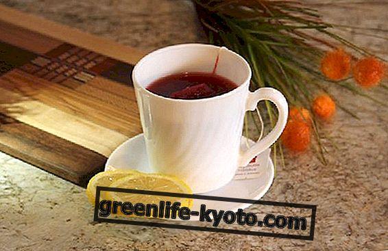 Decongestant bylinné čaje