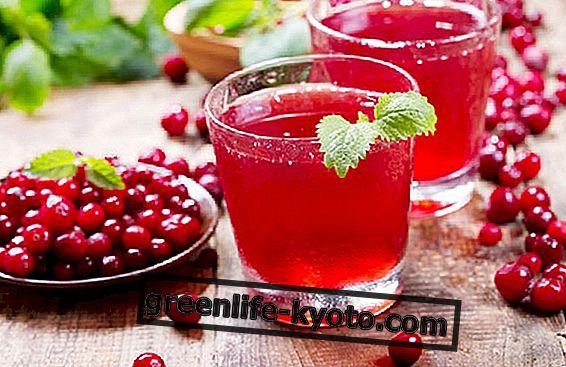 Cranberry en berendruif tegen cystitis