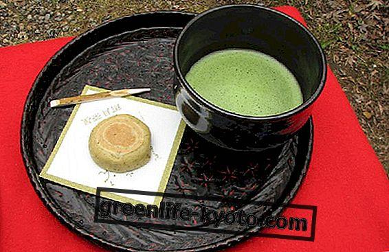 Chinesischer grüner Tee