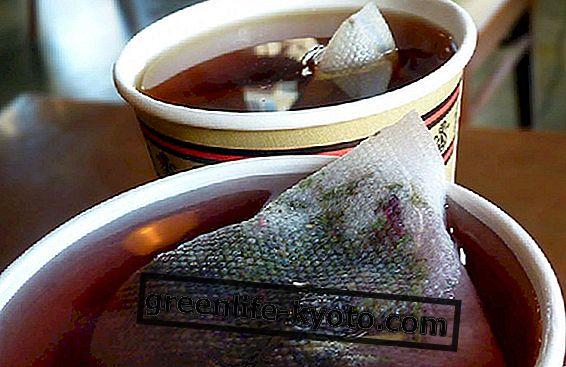 Čaje a bylinné čaje
