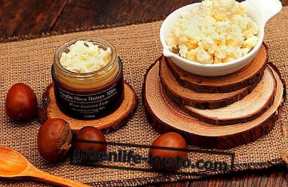 Kosmetyki z masłem Shea