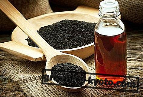 Nigella sativa æterisk olie: egenskaber, brug og kontraindikationer