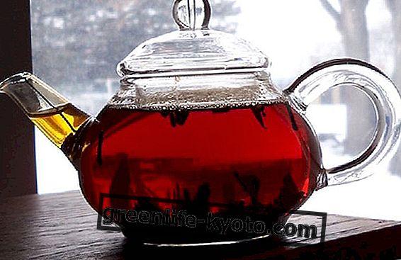 Kínai vörös tea