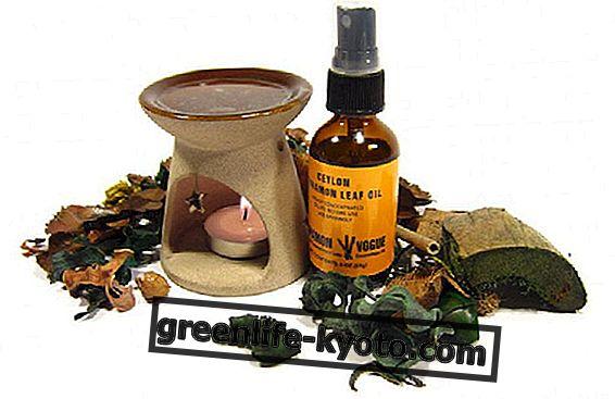 Aromaterapijos (specialusis) poveikis