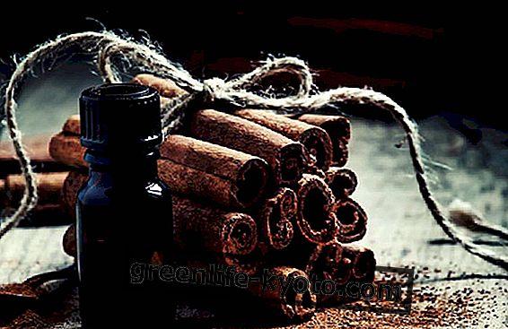 Aplicaciones del aceite esencial de canela.