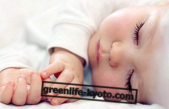 子供の睡眠:バッハの花からの助け