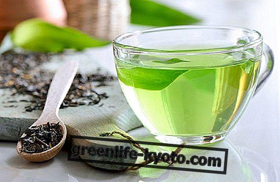 Јапански зелени чај