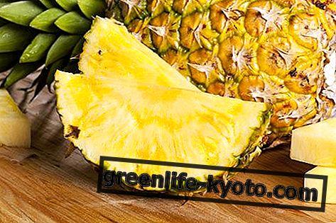 Ananas: bivirkninger