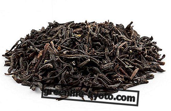 Својства црног чаја