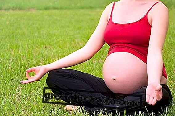 Медитация по време на бременност за предотвратяване на болка
