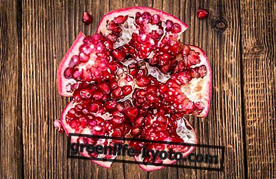 Granatai ir natūralūs antioksidantai