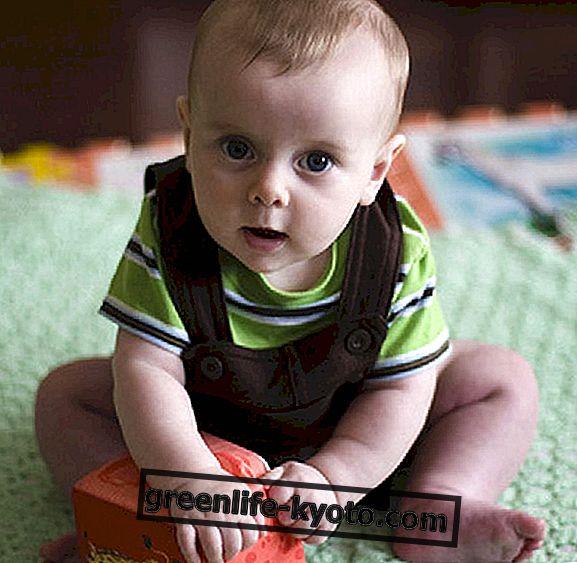 Nursery aktiviteter: skatkurven