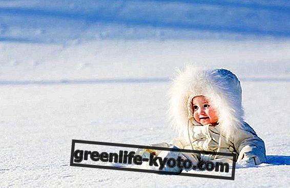 Frío en el recién nacido, remedios y consejos útiles.