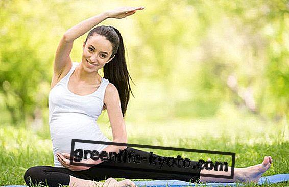 Асан, щоб уникнути під час вагітності
