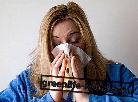 Cúm, biện pháp tự nhiên vi lượng đồng căn