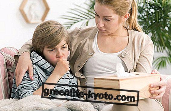 Bronchitas vaikams: priežastys ir kaip ją gydyti
