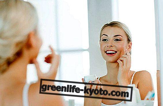 La vitamina E, los usos para la piel.