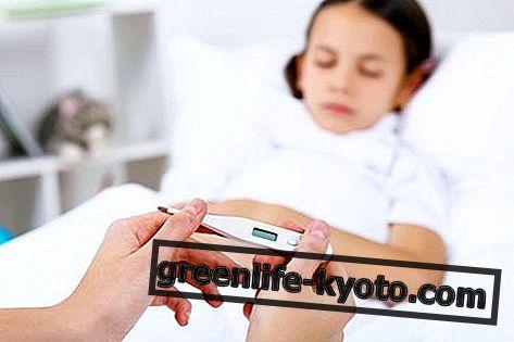 Vročina, naravna homeopatska zdravila